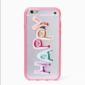Kate Spade iPhone 7 Happy Case